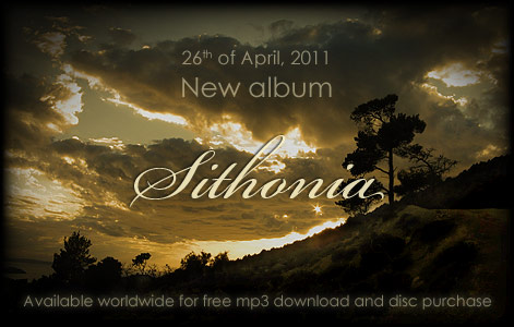 "On the 26th of April, 2011 new conceptual LP album of Meander called ""Sithonia"" will be available worldwide. Download mp3 for free and purchase lossless and CD!"